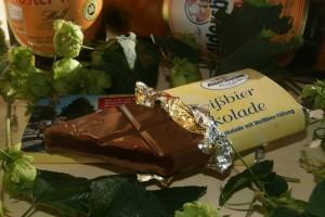 Weißbierschokolade. Foto: Süße Manufaktur